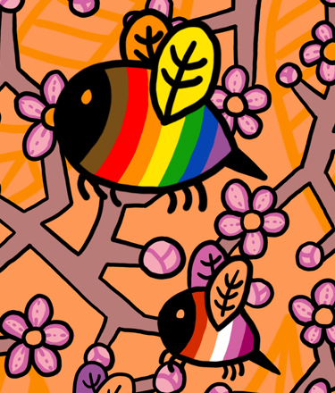Mobile_We Are A Family 04_The Sweet Buzz of Community_Kent Chan-Kusalik